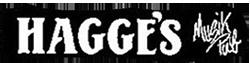 Hagge's musik pub Logo